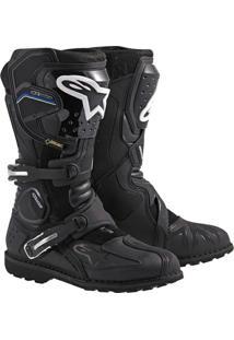 Bota Alpinestars Toucan Gore-Tex® Preta - 43 Br (45 Eur) - Masculino