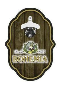 Abridor De Garrafa Colonial Cerveja Bohemia