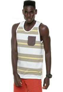Regata Amarela Cinza masculina   Moda Sem Censura dd77e9ff9e