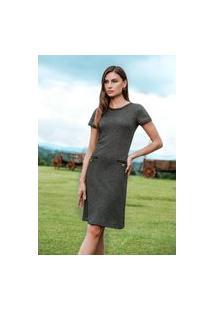 Vestido Ginestra Reta - Gi-9577
