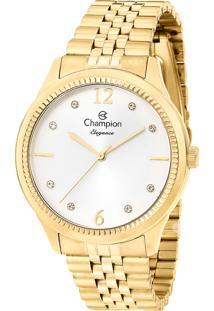 Relógio Champion Feminino Elegance Cn25770H