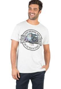 Camiseta Taco Estampada Masculina - Masculino