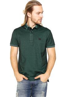 Camisa Polo Sergio K Tag Verde