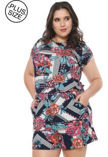 9916d3bdd Plus Size Caqui Estampado feminino | Gostei e agora?