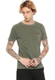 Camiseta John John High Risk Verde