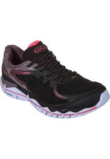 ff15034e789 World Tennis. Calçado Tênis Feminino Evasê Aberto Academia Fitness Flit -  Olympikus