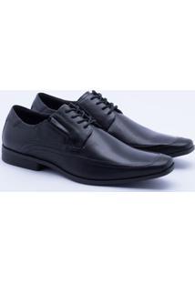 Sapato Social Ferracini Liverpool Preto Masculino 38