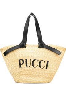 8e6138d9d5 ... Emilio Pucci Rascello Tote Bag - Neutro
