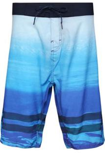 Boardshort Blue Masculino - Masculino