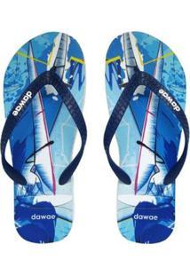 Chinelo Dawae Wind Surf - Unissex