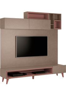 Estante Home Para Tv 49 Polegadas Tetris Faser E Ágata