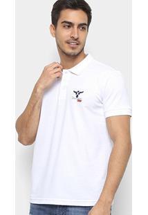 Camisa Polo Wrangler Western Collection Masculina - Masculino