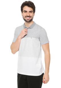 Camisa Pólo Ombro Reserva masculina. Camisa Polo Reserva Reta Degradê Cinza ee48aabbb5dcd
