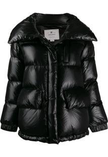 Woolrich Jaqueta Matelassê Alquippa - 100 Black