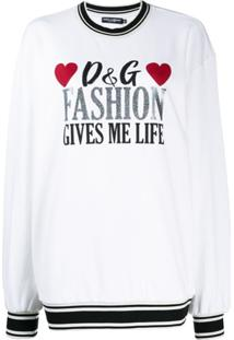 Dolce & Gabbana - Branco