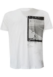 Camiseta Mormaii Aloha Melt - Masculino-Branco