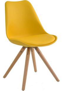 Cadeira Luisa Amarelo