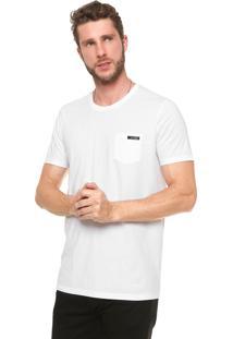 Camiseta Colcci Bolso Branca