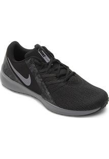 Tênis Nike Varsity Compete Trainer Camo Masculino - Masculino-Preto+Cinza