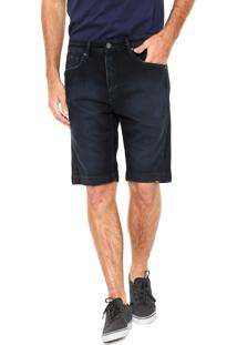 Bermuda Jeans Mcd Slim Pire Azul