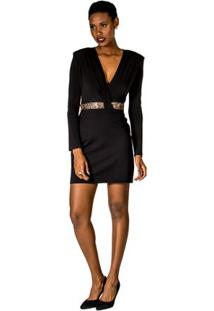 202680411 Vestido Flexivel Transpassado feminino | Shoelover