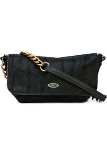 Sous Les Paves Mai Tai Shoulder Bag - Preto