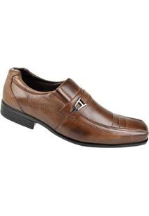 Sapato Cazzac Masculino - Masculino-Marrom