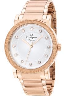 Relógio Champion Feminino Elegance Cn25707Z