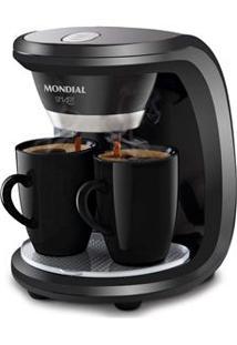 Cafeteira Elétrica Mondial Smart C18 - Preta