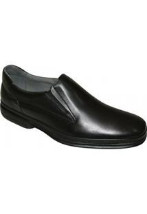 Sapato Sapatoterapia New Tradicional - Masculino-Preto