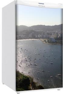 Adesivo Sunset Adesivos Frigobar Decorativo Porta Baia De Guanabara Dia 2