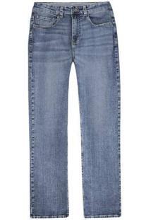 Calça Jeans Masculina Na Modelagem Tradicional