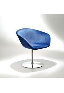 Cadeira Giratória Duna Alumínio Design By Studio Mais