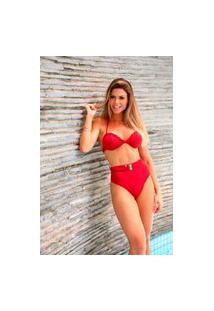 Calcinha Lybethras Hot Pants Daniela Com Detalhe Trançado Verão 2021