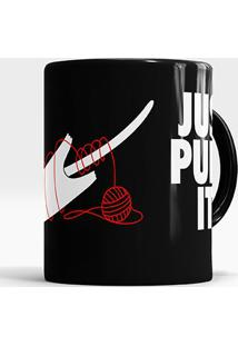 Caneca Just Purr It