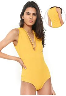 Body My Favorite Thing(S) Strappys Amarelo