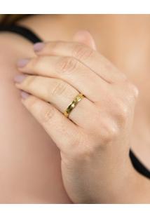 Aliança De Casamento Em Ouro 18K 3,2Mm