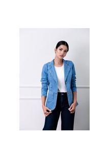 Blazer Sisal Jeans Slim Blue Stone