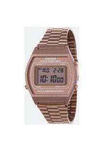 Relógio Feminino Casio Vintage B640Wc-5Adf-Br Digital | Casio | Rosa Médio | U