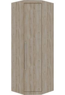Guarda-Roupa Closet Modulado Virtual 1 Pt Cedro Amadeirado