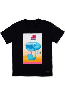 Camiseta Levis Skull - S