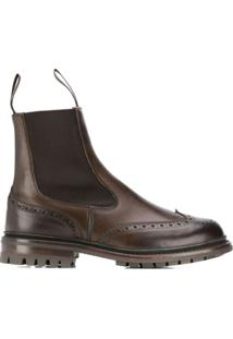Trickers Ankle Boot Silvia - Marrom