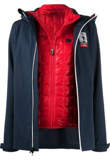 North Sails X Prada Cup Parka Bicolor - Azul