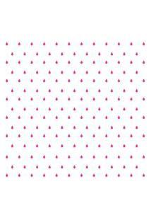 Adesivo De Parede Gotinhas Pinks Para Quarto 151Un Cobre 3M2
