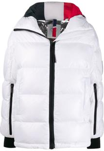 Rossignol Padded Puffer Jacket - Branco