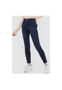 Calça Jeans Lez A Lez Skinny Bali Azul