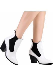 Bota Ankle Boot Zariff Chelsea