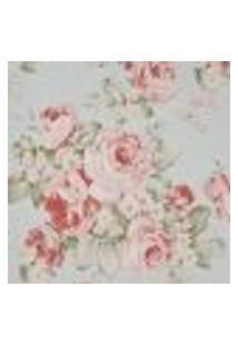 Papel De Parede Fragrant Roses Fa811016 Vinílico Com Estampa Contendo Floral
