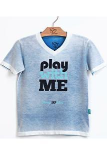 Camiseta Jokenpô Pai Play - Masculino