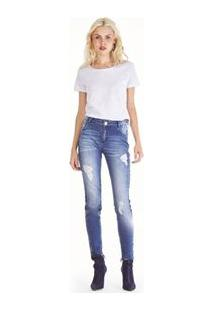 b84d346d7d2eb7 Calca Premium Jeans Isabelli Cos Intermediario Com Termo Lat Jeans